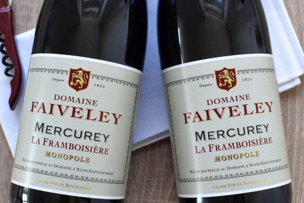Faiveley - Pinot Noir Mercurey 2018  La Framboisière