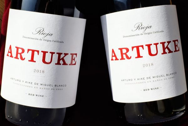 Artuke tinto 2018 Rioja