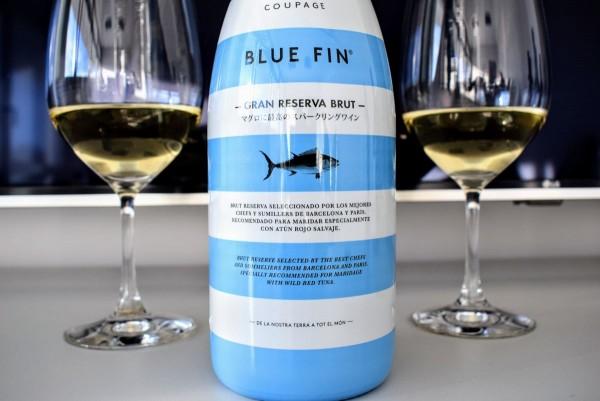Cava Blue Fin 2010 Gran Reserva Brut