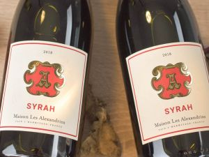 Maison Les Alexandrins - Syrah 2018