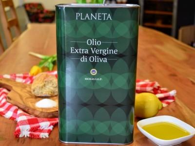Planeta - Olio di Oliva Extra Vergina 2019 (3-Liter)
