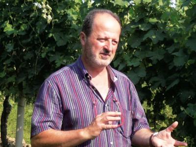 Paolo Fabiani, Weingutsleiter der Tenuta Roveglia