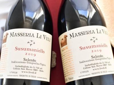 Masseria Li Veli - Susumaniello 2019 Askos