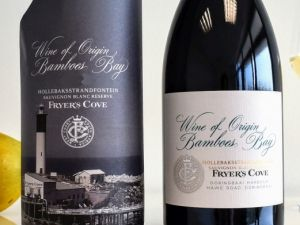 Fryer's Cove - Sauvignon Blanc 2017 Hollebaksstrandfontein