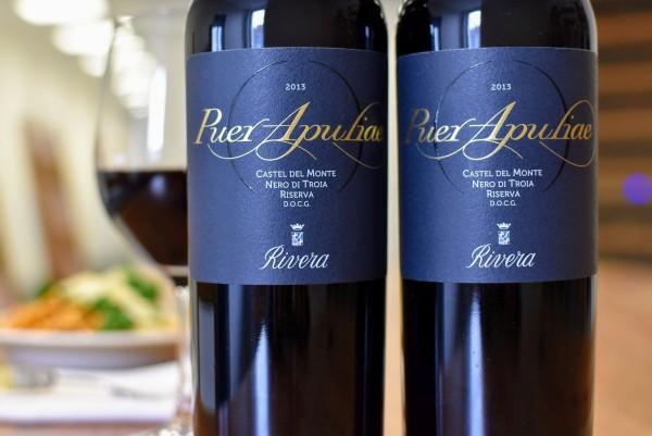 Rivera - Nero di Troia 2013 Puer Apuliae Castel del Monte Riserva