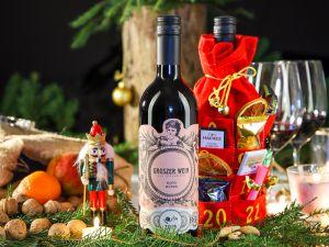 Groszer Wein - Adventskalender Rote Küvee 2019