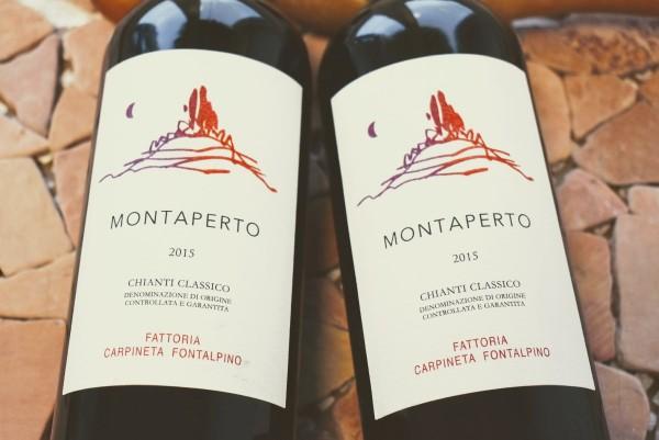 Chianti Classico 2015 Montaperto