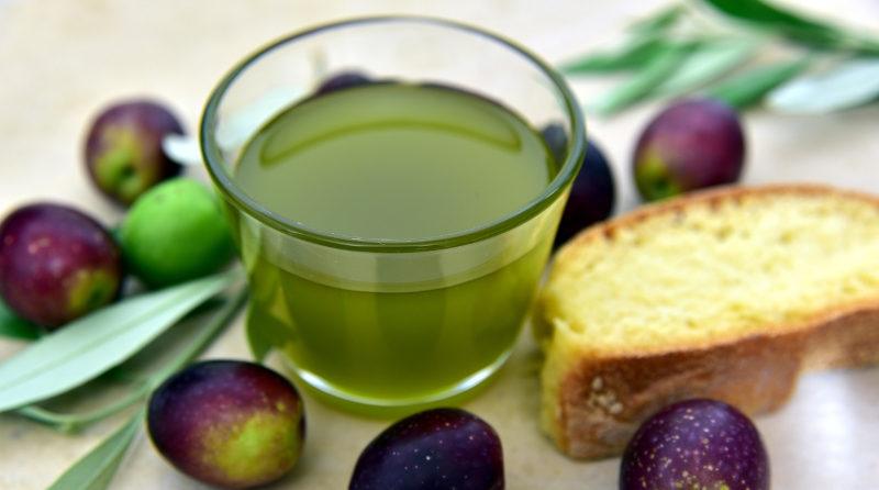 Olivenöl beliebte Regionen
