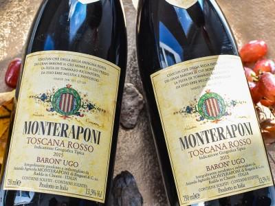 Monteraponi - Baron`Ugo 2015