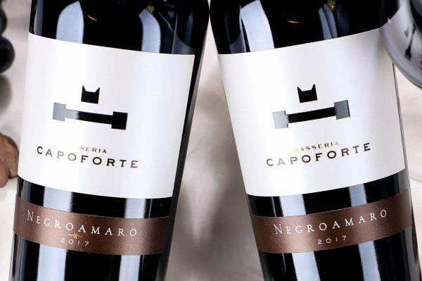 Capoforte - Negroamaro 2017 Salento