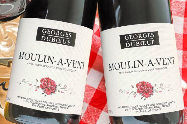 Georges Duboeuf - Moulin à Vent 2020