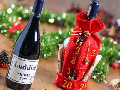 Luddite - Wein-Adventskalender Shiraz 2016