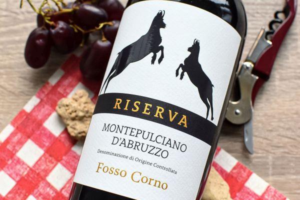 Fosso Corno - Montepulciano d'Abruzzo Riserva 2017