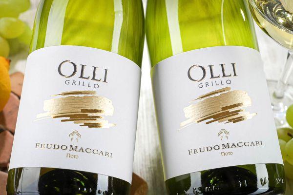 Feudo Maccari - Grillo 2020 Olli