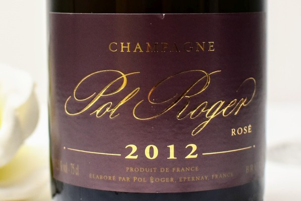 Pol Roger - Champagne Rosé 2012 Brut