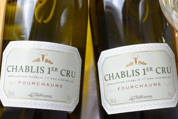 La Chablisienne - Chablis Premier Cru 2017 Fourchaume