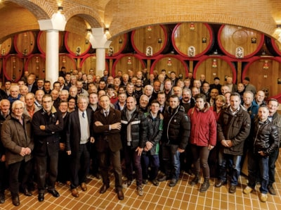 Das Team der Cantina di Negrar