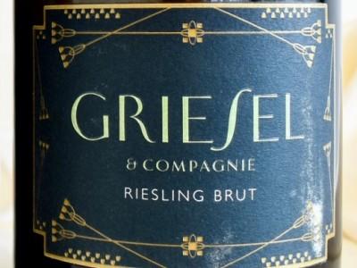 Griesel - Riesling 2016 brut