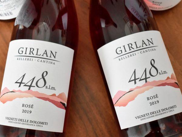 Girlan - Rosé 2019 448 s.l.m.