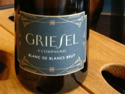 Griesel - Blanc de Blancs 2015 Brut