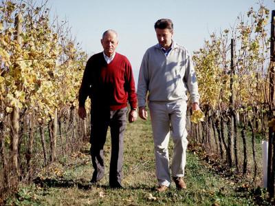Stelio und Gianfranco Gallo