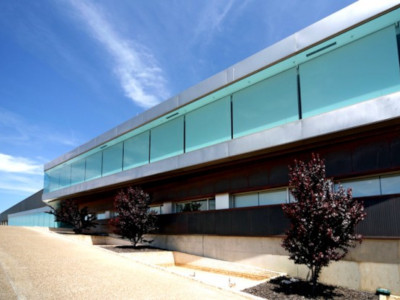 Bodega Hablas futuristische Architektur