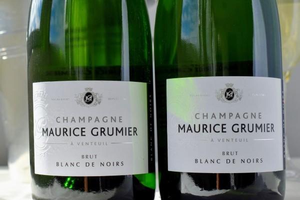 Champagne Blanc de Noirs Brut