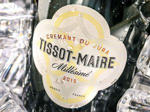 Tissot-Maire - Crémant du Jura 2015 Brut