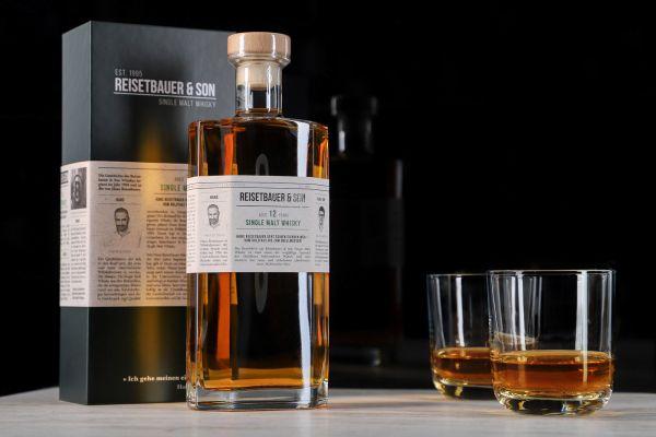 Reisetbauer & Son - Single Malt Whisky 12 Jahre