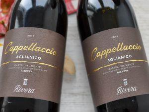 Rivera - Aglianico 2014 Cappellaccio