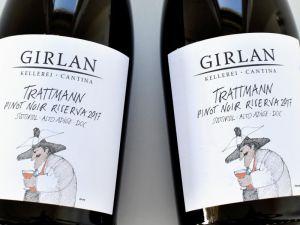 Kellerei Girlan - Pinot Noir Riserva 2017 Trattmann