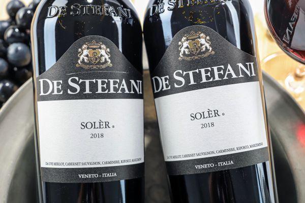 De Stefani - Solèr 2018