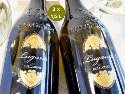 3er-Paket Lugana 2018 Bulgarini MAGNUM  (3 x 1,5 l)
