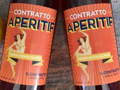 """Contratto - Aperitif """"Contratto"""""""