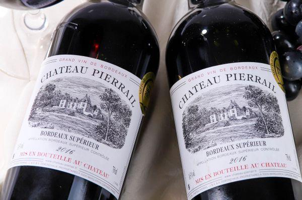 Château Pierrail - Bordeaux Supérieur 2016