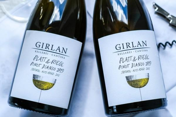 Girlan -  Weißburgunder 2019 Platt & Riegl