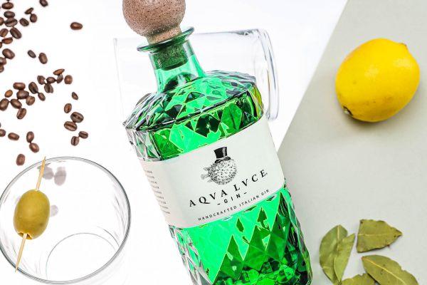 Distilleria dell'Alpe - Gin Aqua Luce