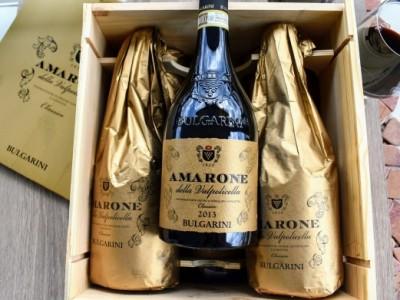 6er-Holzkiste Amarone della Valpolicella 2013