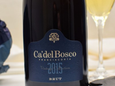 Ca' del Bosco - Franciacorta Vintage Collection 2015 Brut