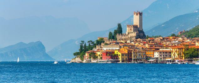 Rosato vom Gardasee und aus dem Norden