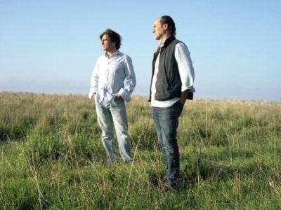 Ausnahmewinzer Telmo Rodríguez und Pablo Eguzkiza