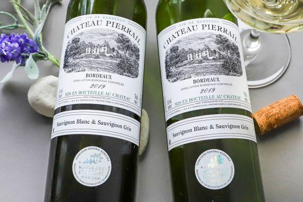 Château Pierrail - Bordeaux Blanc 2019