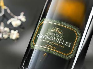La Chablisienne - Chablis Grand Cru 2018 Grenouilles