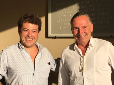 Junior-Chef Giovanni Mazzei & Michael Liebert