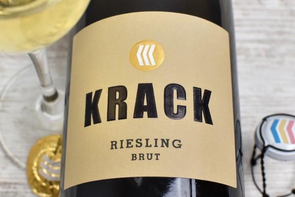 Krack - Riesling 2016 Brut