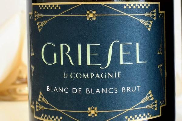 Griesel - Blanc de Blancs Sekt 2017 Brut