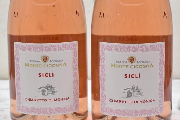 Monte Cicogna - Chiaretto 2019 Sicli