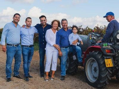 Paolo Leo mit Familie