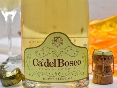 Ca' del Bosco - Franciacorta Cuvée Prestige Extra Brut