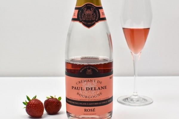 Paul Delane - Crémant de Bourgogne Brut Rosé